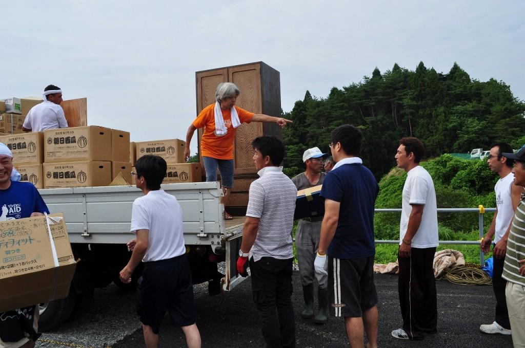 活動記録写真 第12便  2011/8/6(土)-8/7(日)