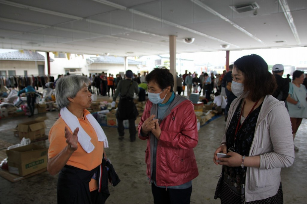 活動記録写真 第10便  2011/6/26(土)-6/28(月)
