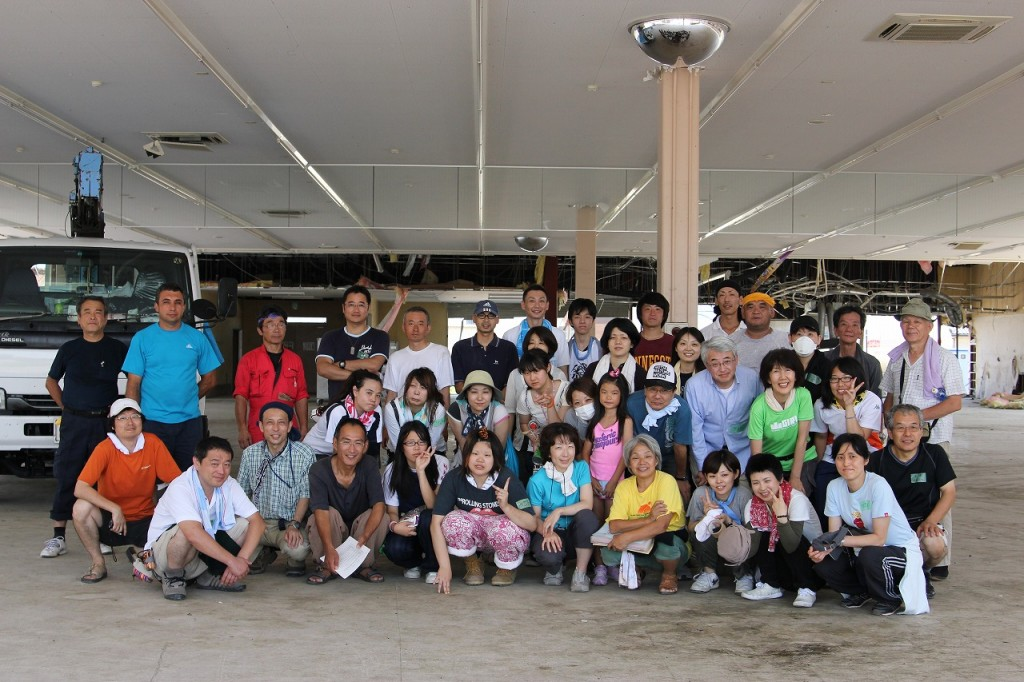 活動記録写真 第11便  2011/7/16(土)-7/18(月)