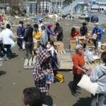 活動記録写真 第6便  2011/4/23(土)-4/25(月)