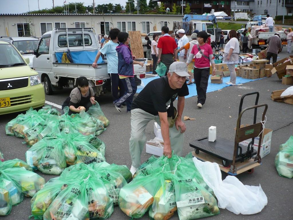 活動記録写真 第13便  2011/8/20(土)-8/22(月)